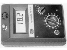 Gann HT 85 T puunkosteusmittari lämpötilanmittaus puuntasapainokosteus