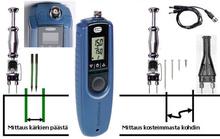 BL H 40 puunkosteusmittari lämpötilakompensaatio