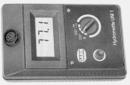 Gann UNI 1 eli LG 1kosteusmittari ilman kosteus lämpötila kosteuskartoitus
