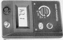 Gann UNI 2 eli LG2 kosteusmittari rakenne- puun ja ilmankosteuden ja lämpötilan mittaukseen kosteuskartoitus